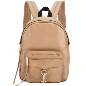 Rebecca Minkoff leather MAB backpack